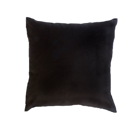Cushion Cover Large - Black